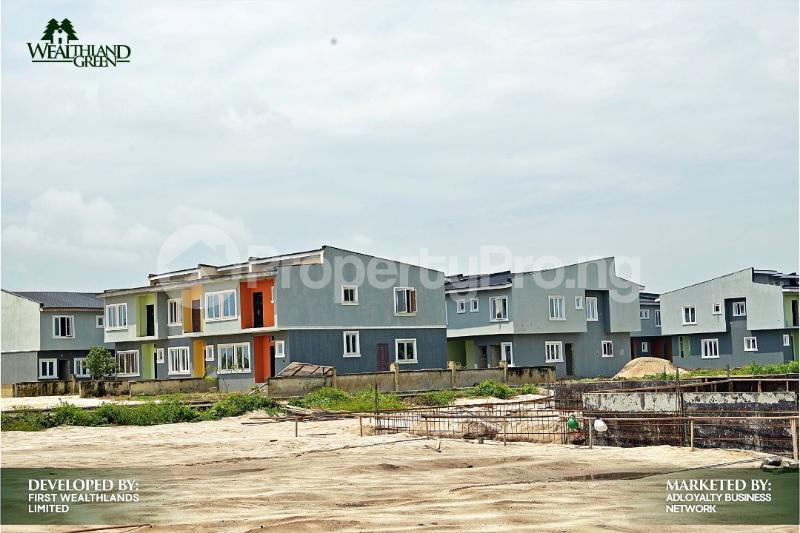 4 bedroom Terraced Duplex for sale Oribanwa Lekki Ajah Lagos Lakowe Ajah Lagos - 4