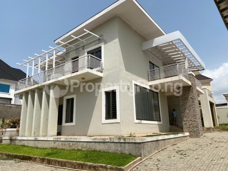 4 bedroom Detached Duplex House for sale Plot 407 Behind coza church  Guzape Abuja - 0