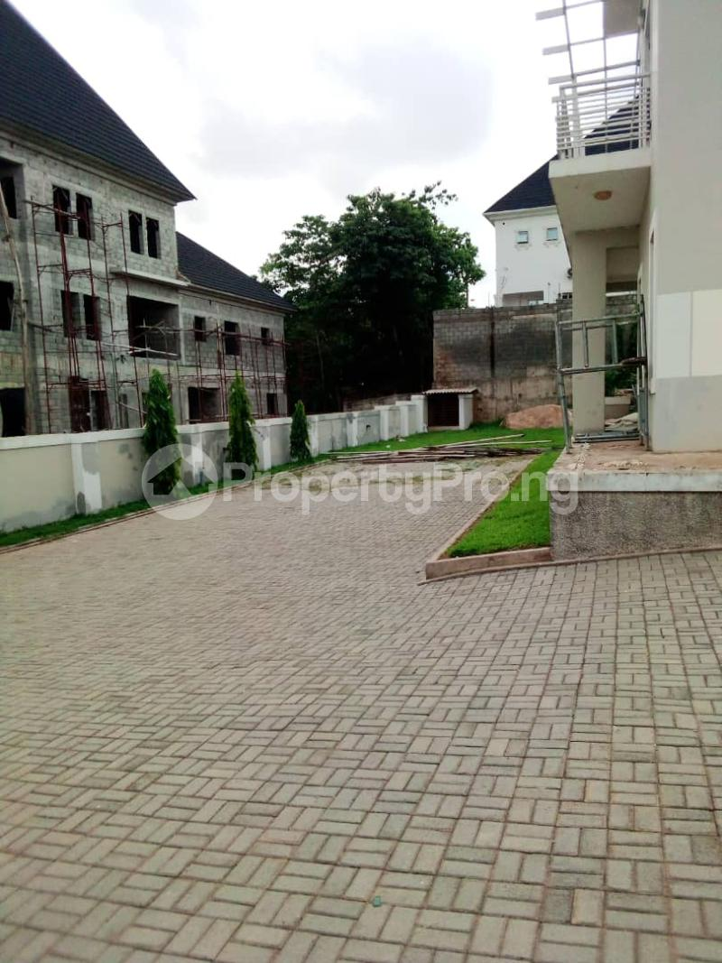 4 bedroom Detached Duplex House for sale Plot 407 Behind coza church  Guzape Abuja - 8