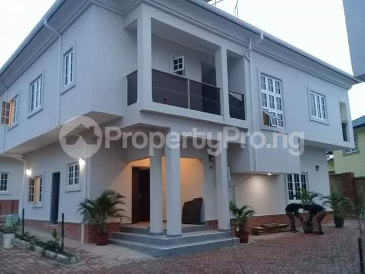 4 bedroom Semi Detached Duplex House for rent Kobiowu Crescent, Iyaganku GRA Iyanganku Ibadan Oyo - 13