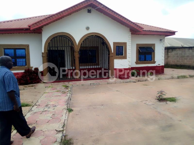 4 bedroom Mini flat Flat / Apartment for rent Mokuro road, behind idita market ile.ife  Ife Central Osun - 1