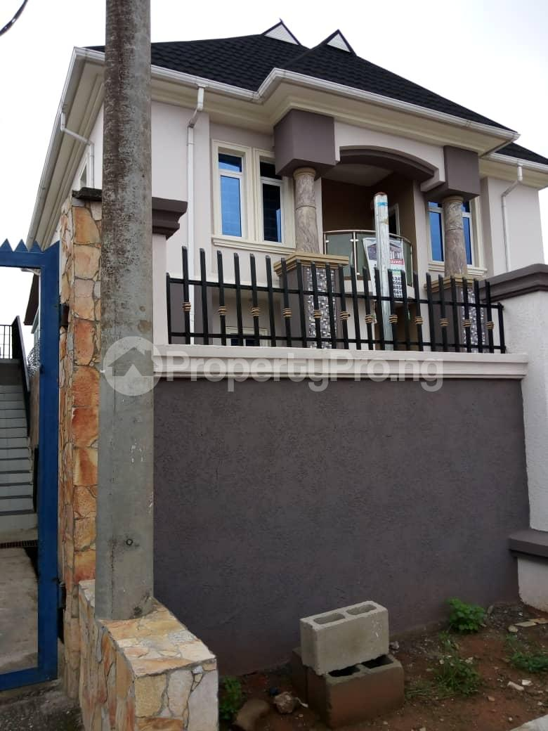 4 bedroom Detached Duplex House for sale Dideolu, Estate  Ogba Bus-stop Ogba Lagos - 0