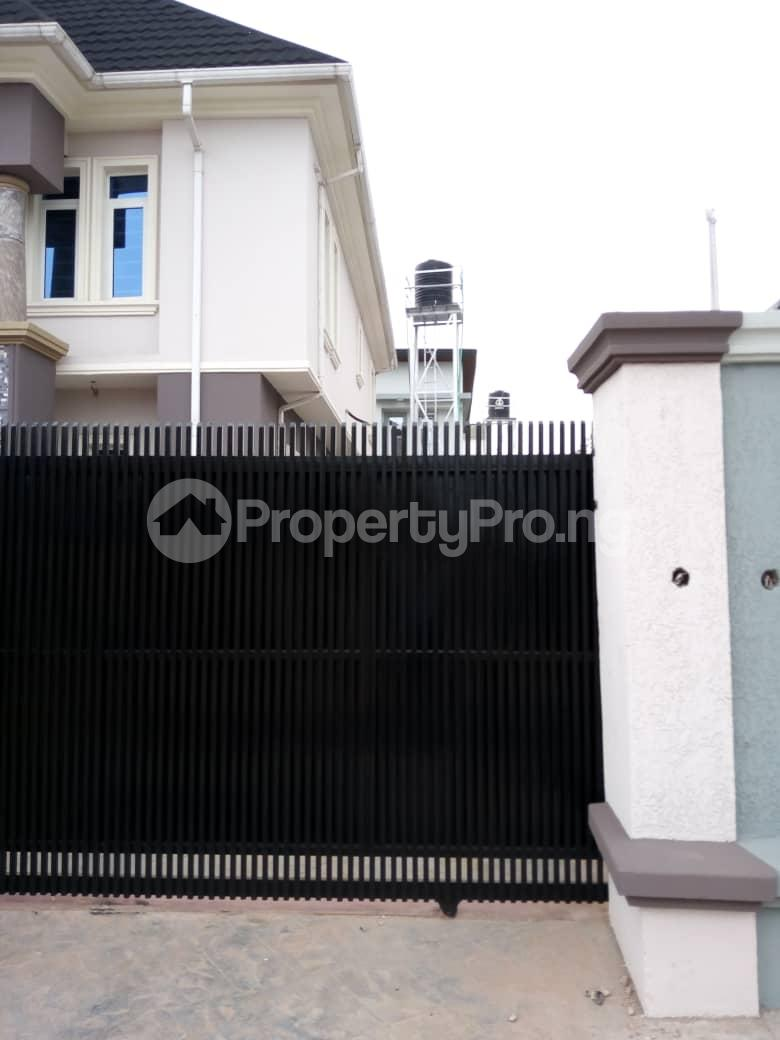 4 bedroom Detached Duplex House for sale Dideolu, Estate  Ogba Bus-stop Ogba Lagos - 3