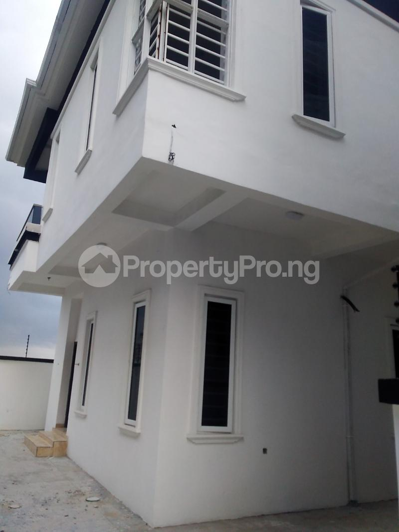 4 bedroom Detached Duplex for sale Chevron Alternative Drive chevron Lekki Lagos - 4