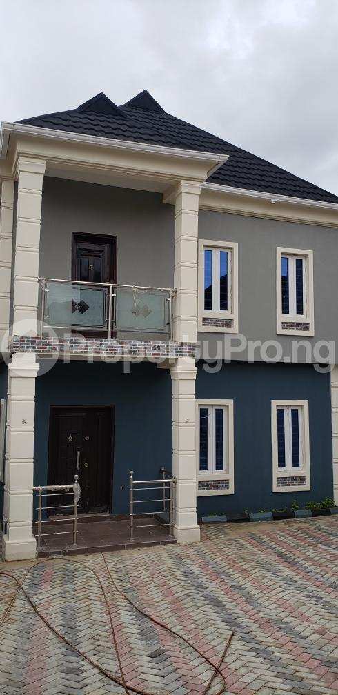 4 bedroom Detached Duplex House for sale Adeoni estate ojodu  Berger Ojodu Lagos - 0