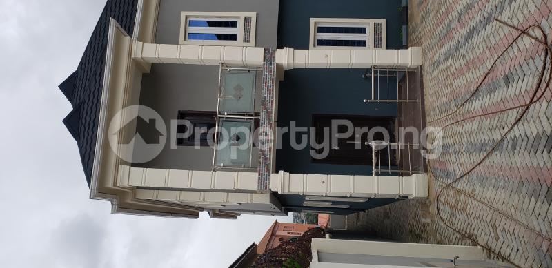 4 bedroom Detached Duplex House for sale Adeoni estate ojodu  Berger Ojodu Lagos - 1