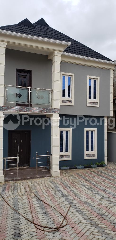 4 bedroom Detached Duplex House for sale Adeoni estate ojodu  Berger Ojodu Lagos - 3