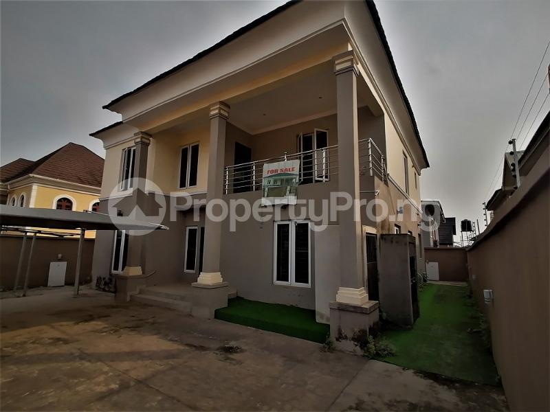 4 bedroom Detached Duplex House for sale Berger, Arepo, Ogun. Arepo Arepo Ogun - 4
