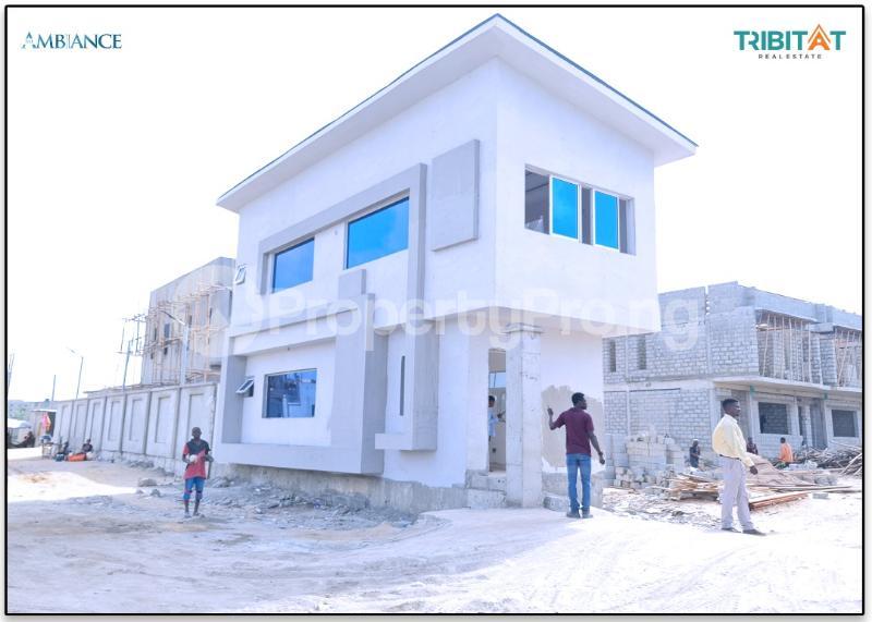 4 bedroom Detached Duplex House for sale Abraham adesanya  By Atlantic layout estate Lekki Phase 1 Lekki Lagos - 1