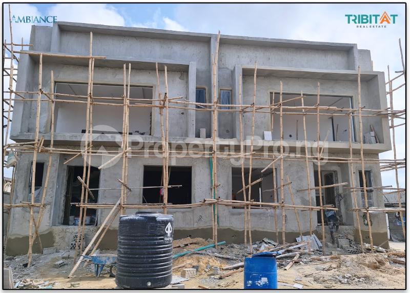 4 bedroom Detached Duplex House for sale Abraham adesanya  By Atlantic layout estate Lekki Phase 1 Lekki Lagos - 4