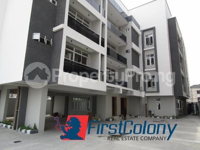 4 bedroom Flat / Apartment for sale Beside Shoreline Estate  Mojisola Onikoyi Estate Ikoyi Lagos - 1
