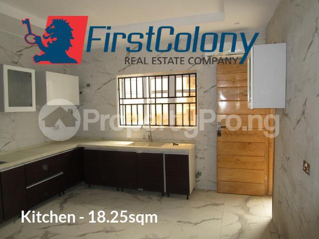 4 bedroom Flat / Apartment for sale Beside Shoreline Estate  Mojisola Onikoyi Estate Ikoyi Lagos - 18