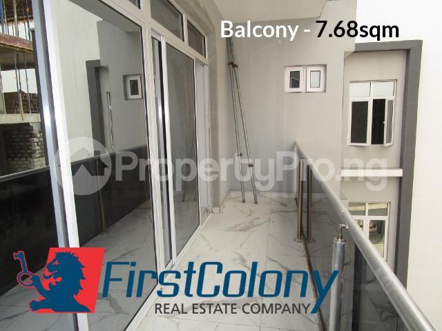 4 bedroom Flat / Apartment for sale Beside Shoreline Estate  Mojisola Onikoyi Estate Ikoyi Lagos - 16