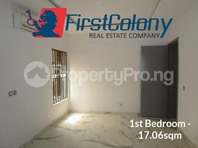 4 bedroom Flat / Apartment for sale Beside Shoreline Estate  Mojisola Onikoyi Estate Ikoyi Lagos - 22