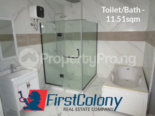 4 bedroom Flat / Apartment for sale Beside Shoreline Estate  Mojisola Onikoyi Estate Ikoyi Lagos - 40