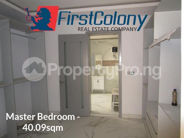 4 bedroom Flat / Apartment for sale Beside Shoreline Estate  Mojisola Onikoyi Estate Ikoyi Lagos - 38