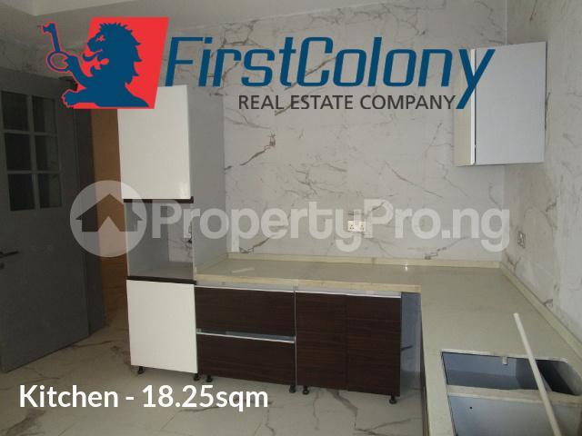4 bedroom Flat / Apartment for sale Beside Shoreline Estate  Mojisola Onikoyi Estate Ikoyi Lagos - 19