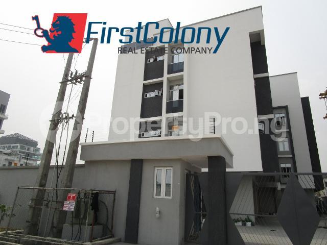 4 bedroom Flat / Apartment for sale Beside Shoreline Estate  Mojisola Onikoyi Estate Ikoyi Lagos - 0