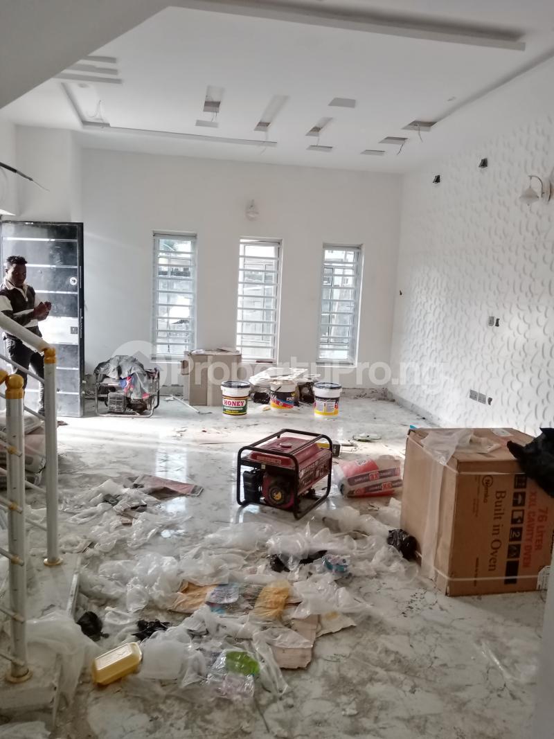 4 bedroom Semi Detached Duplex House for sale Peninsula Garden Estate  Peninsula Estate Ajah Lagos - 13