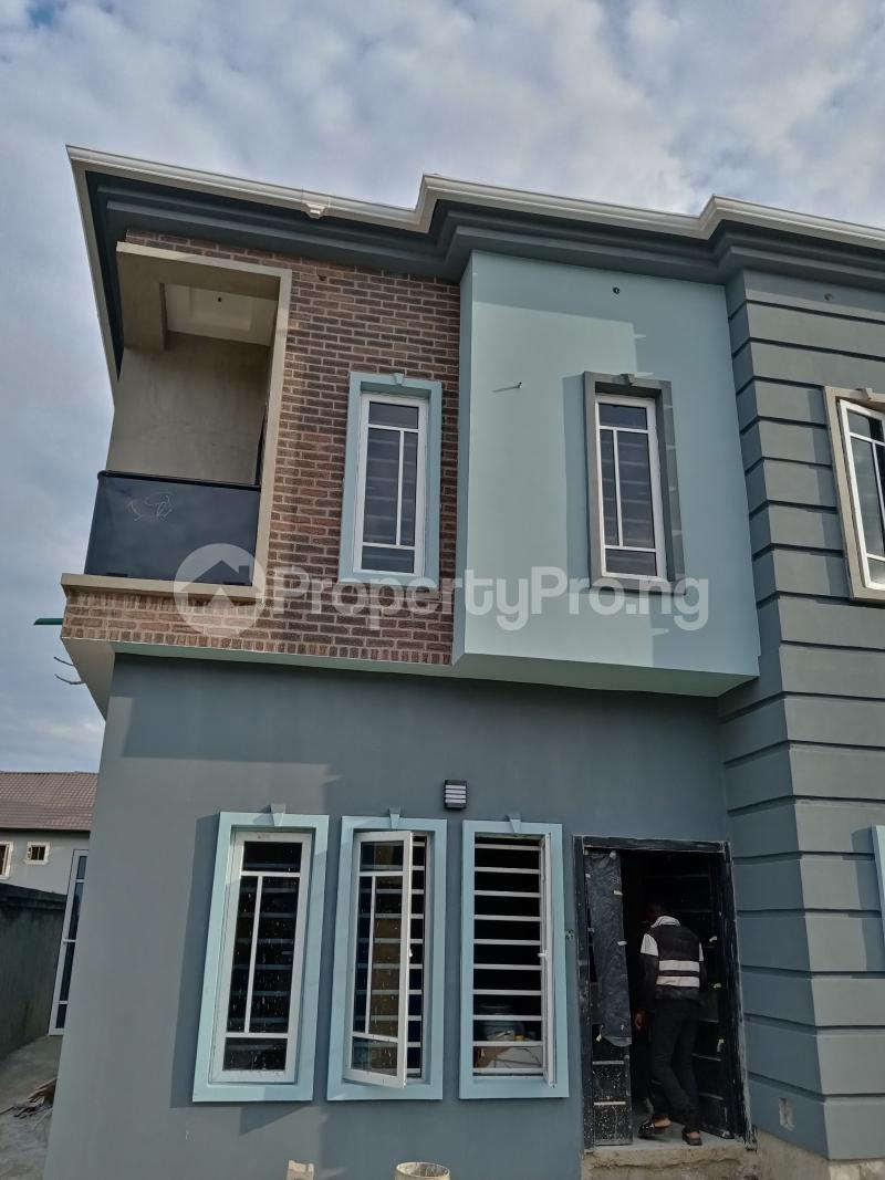 4 bedroom Semi Detached Duplex House for sale Peninsula Garden Estate  Peninsula Estate Ajah Lagos - 0
