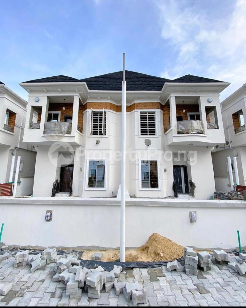 4 bedroom Semi Detached Duplex for sale Orchid Road, Lekki Oral Estate Lekki Lagos - 0