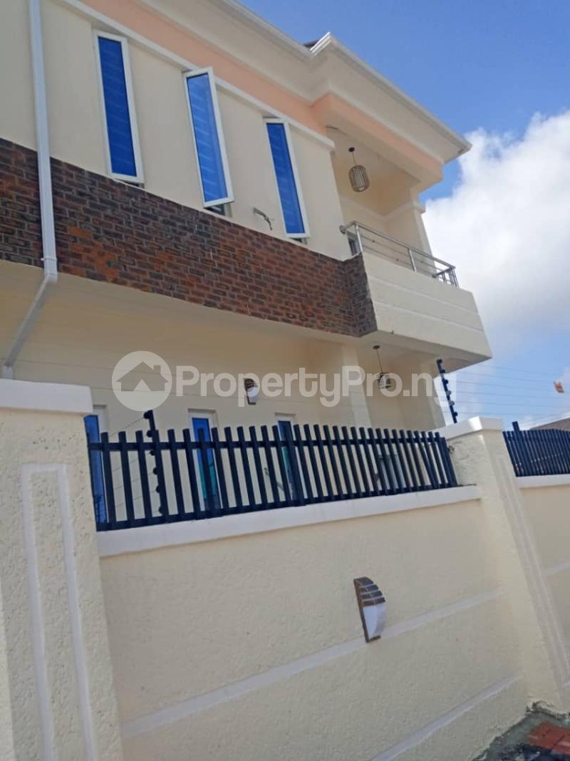 4 bedroom Semi Detached Duplex for sale Victory Estate Ajah Off Lekki-Epe Expressway Ajah Lagos - 4