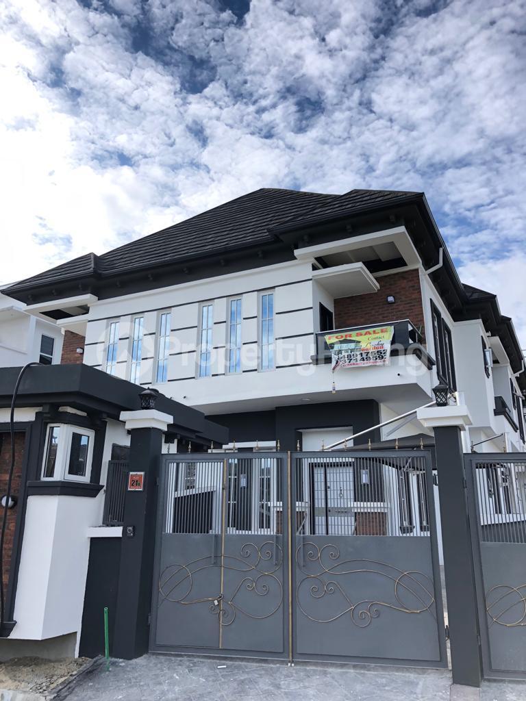 4 bedroom Semi Detached Duplex House for sale ...... Oral Estate Lekki Lagos - 0