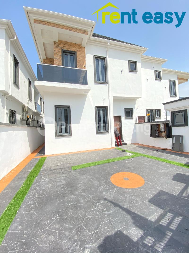 4 bedroom Semi Detached Duplex House for rent Ikota Lekki Lagos - 0