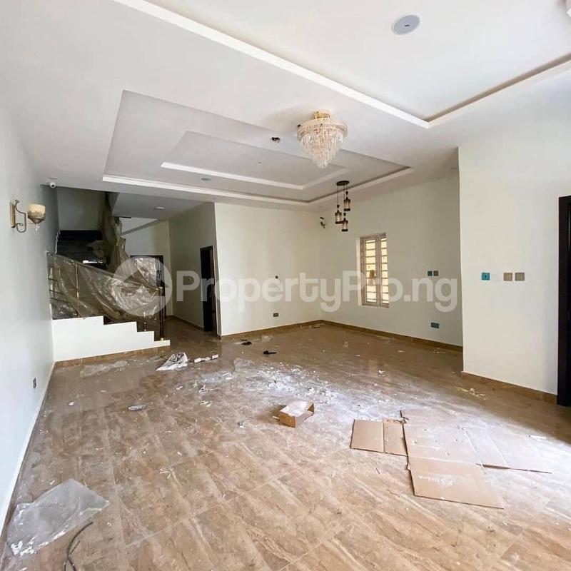 4 bedroom Semi Detached Duplex for sale Orchid Road, Lekki Oral Estate Lekki Lagos - 2