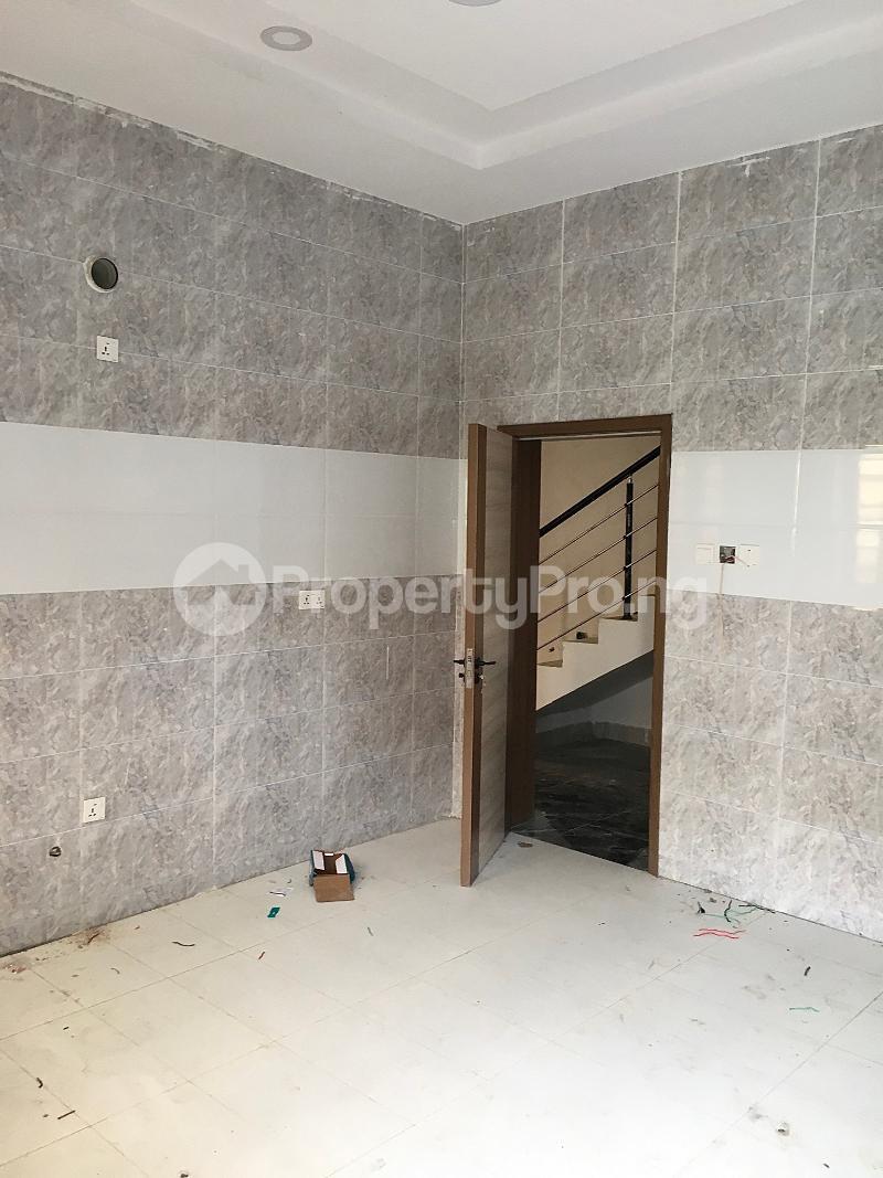 4 bedroom Semi Detached Duplex House for sale Conservation Centre, 2nd Toll Gate chevron Lekki Lagos - 15