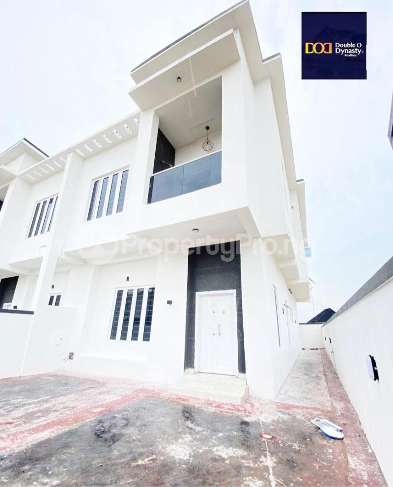 4 bedroom Semi Detached Duplex for sale Graceland Estate Ajah Lagos - 1
