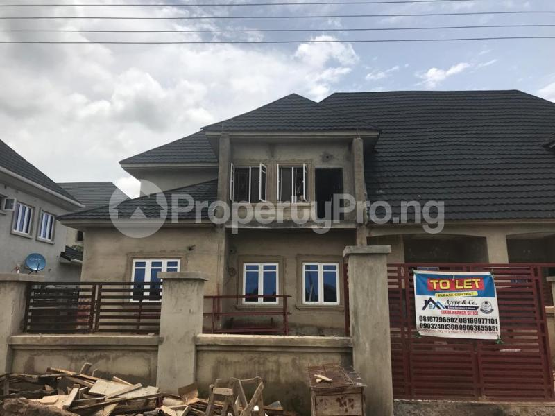 4 bedroom Penthouse Flat / Apartment for rent River Park Estate along airport road. Lugbe Abuja - 5