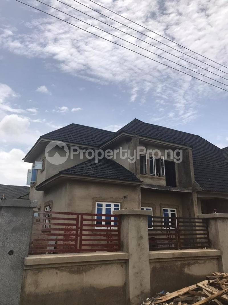 4 bedroom Penthouse Flat / Apartment for rent River Park Estate along airport road. Lugbe Abuja - 0
