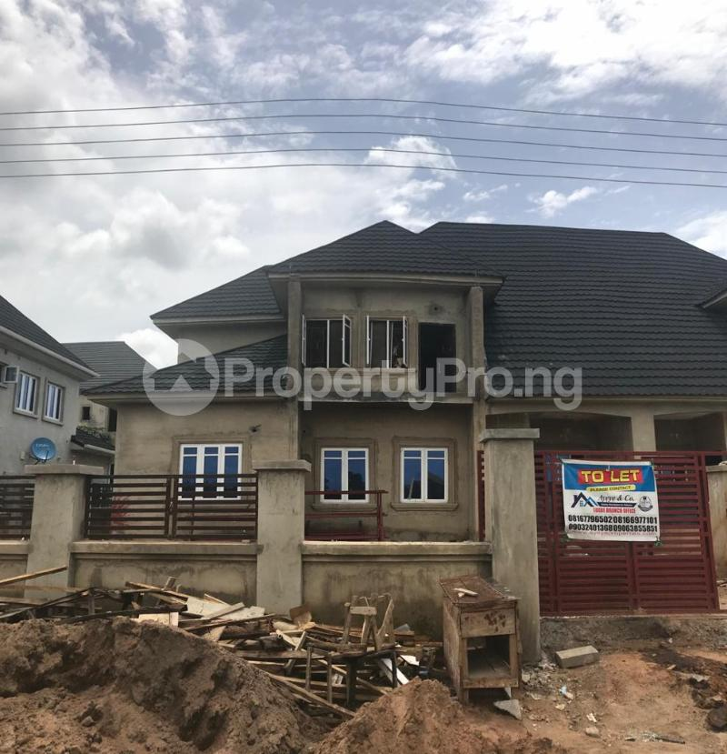 4 bedroom Penthouse Flat / Apartment for rent River Park Estate along airport road. Lugbe Abuja - 4