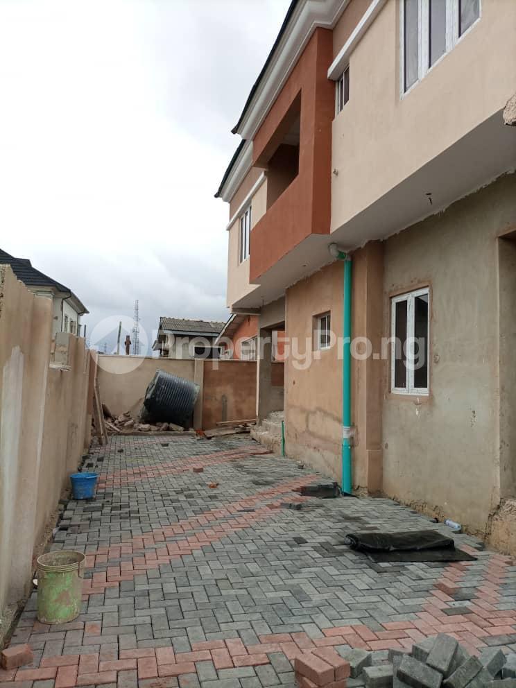 4 bedroom Semi Detached Duplex House for sale Glory Estate Ifako-gbagada Gbagada Lagos - 1