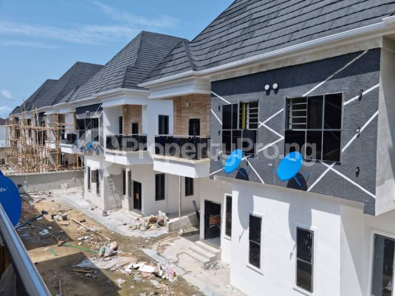 Semi Detached Duplex House for sale H HOMES OFF CHEVRON TOLL GATE  chevron Lekki Lagos - 18