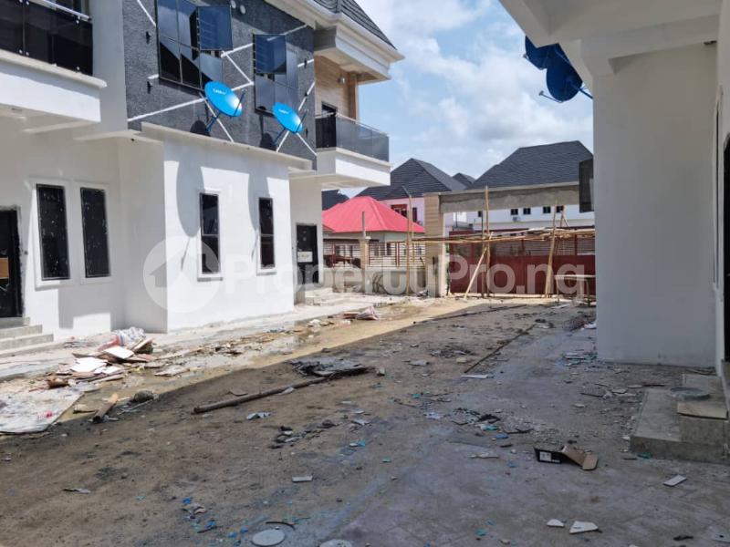 Semi Detached Duplex House for sale H HOMES OFF CHEVRON TOLL GATE  chevron Lekki Lagos - 12