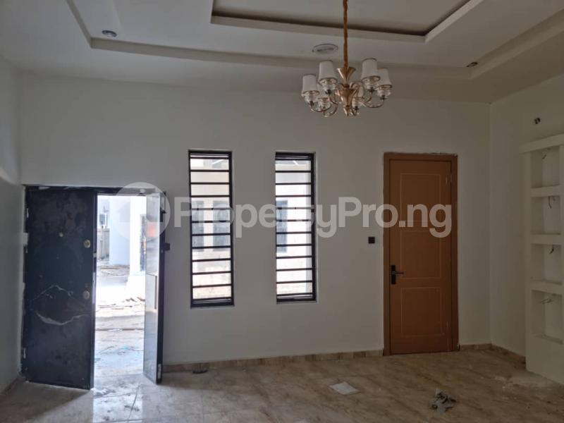 Semi Detached Duplex House for sale H HOMES OFF CHEVRON TOLL GATE  chevron Lekki Lagos - 11