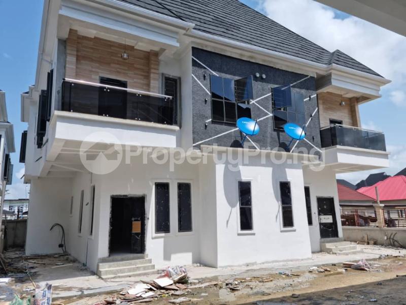 Semi Detached Duplex House for sale H HOMES OFF CHEVRON TOLL GATE  chevron Lekki Lagos - 0