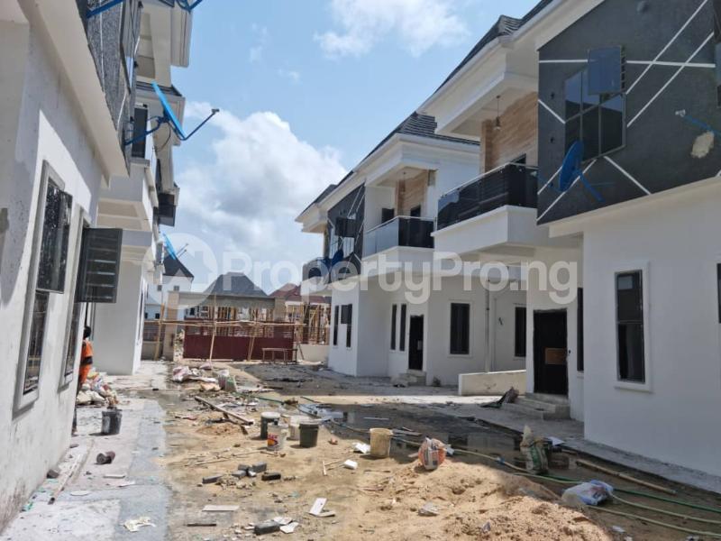 Semi Detached Duplex House for sale H HOMES OFF CHEVRON TOLL GATE  chevron Lekki Lagos - 14