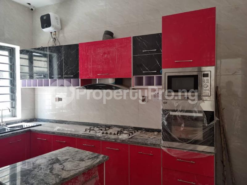 Semi Detached Duplex House for sale H HOMES OFF CHEVRON TOLL GATE  chevron Lekki Lagos - 16