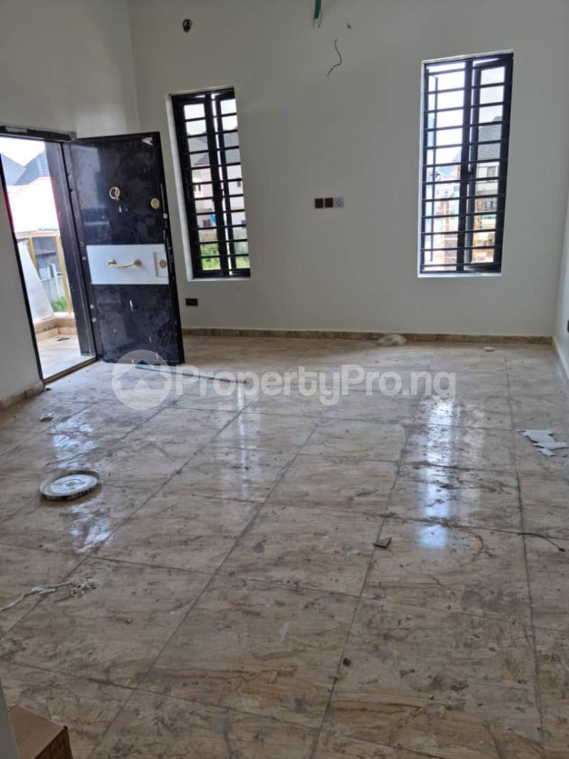 Semi Detached Duplex House for sale H HOMES OFF CHEVRON TOLL GATE  chevron Lekki Lagos - 5