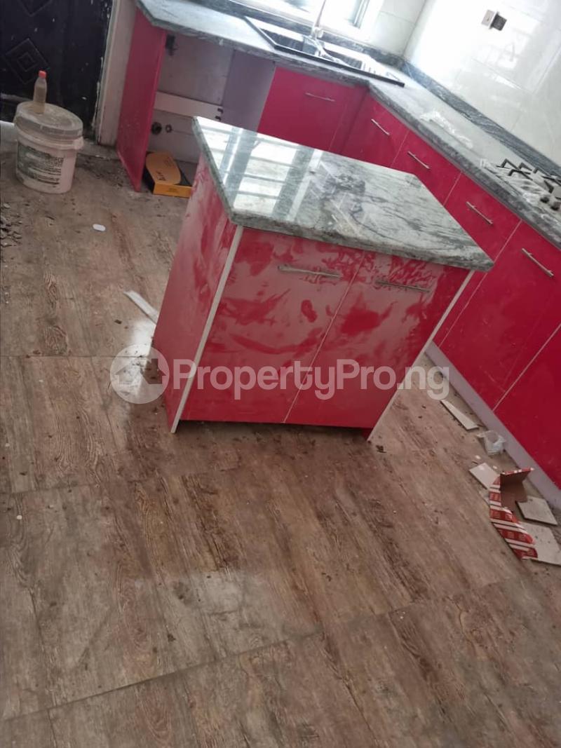 Semi Detached Duplex House for sale H HOMES OFF CHEVRON TOLL GATE  chevron Lekki Lagos - 7
