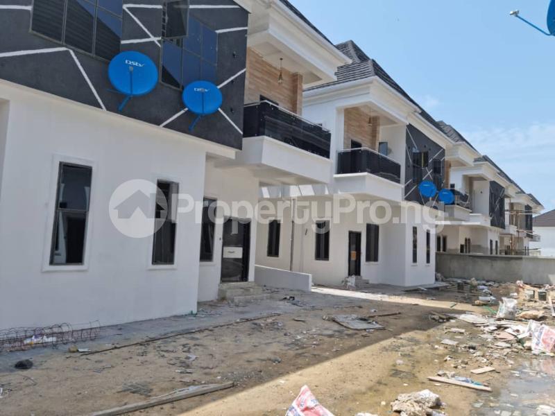 Semi Detached Duplex House for sale H HOMES OFF CHEVRON TOLL GATE  chevron Lekki Lagos - 17