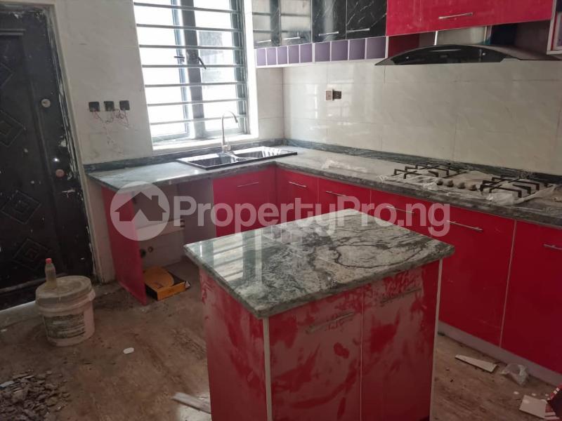 Semi Detached Duplex House for sale H HOMES OFF CHEVRON TOLL GATE  chevron Lekki Lagos - 4