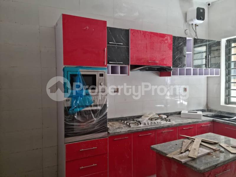 Semi Detached Duplex House for sale H HOMES OFF CHEVRON TOLL GATE  chevron Lekki Lagos - 2