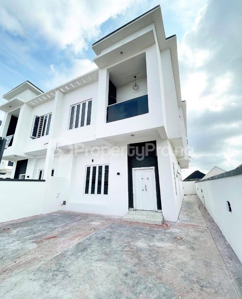 4 bedroom Semi Detached Duplex House for sale Ajah Ado Ajah Lagos - 0