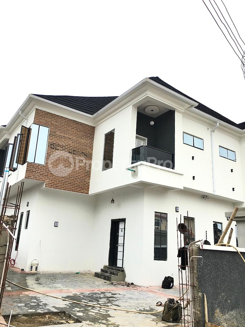 4 bedroom Semi Detached Duplex House for sale Conservation Centre, 2nd Toll Gate chevron Lekki Lagos - 17