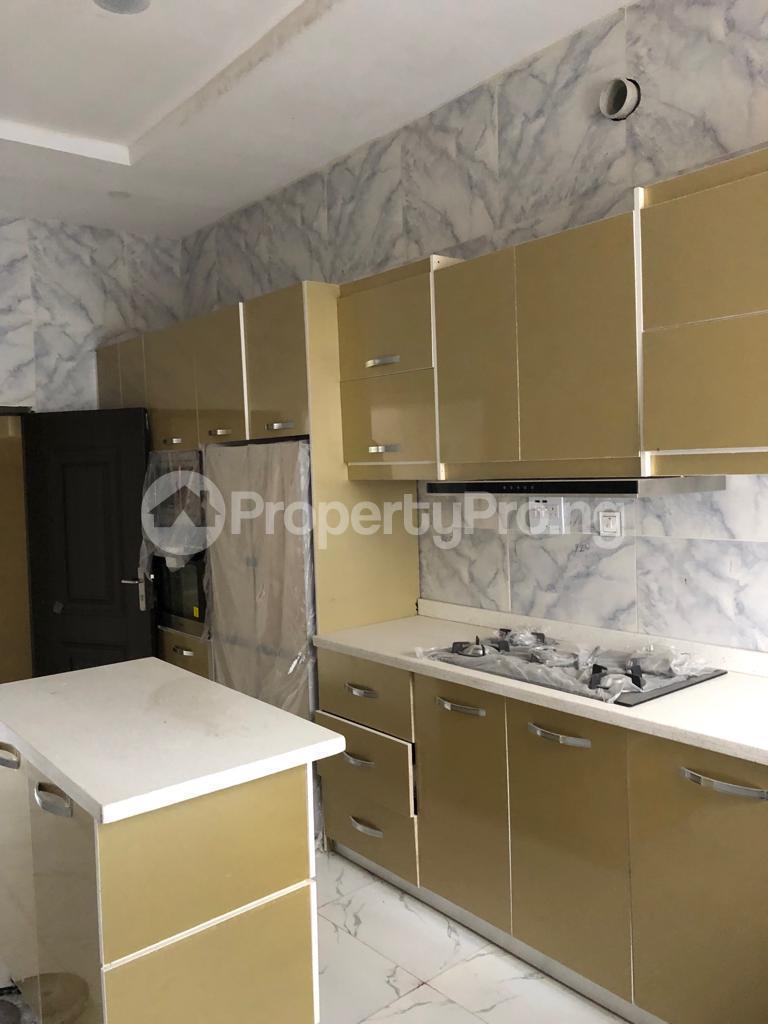 4 bedroom Semi Detached Duplex House for sale ...... Oral Estate Lekki Lagos - 3