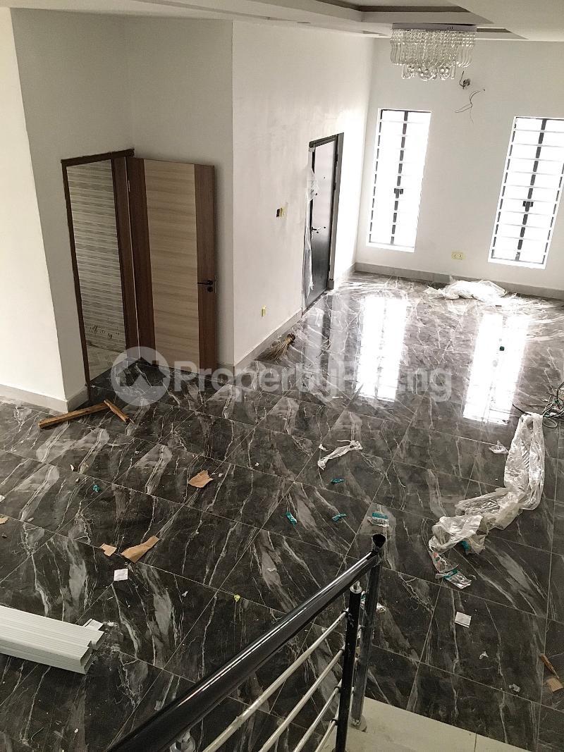 4 bedroom Semi Detached Duplex House for sale Conservation Centre, 2nd Toll Gate chevron Lekki Lagos - 8